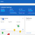 Google AdSense Easter Egg Balloons