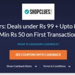Shopclues loot deal offer caahkaro