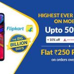 CashKaro reward when shop for mobile on flipkart free money