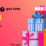 Amazon Rs 20000 Quiz Answers Today Win Rs 20000 Free As Amazon Pay